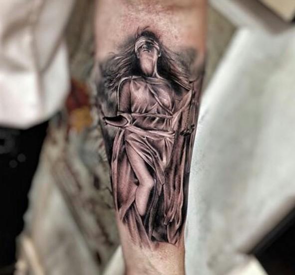 классное тату фемиды картинки и фото сверхъестественное явление