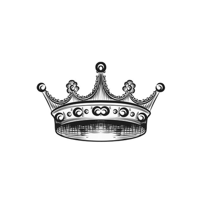 Татуировка корона картинка